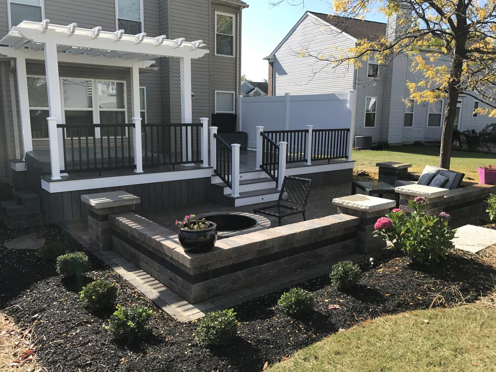paver patios outdoor living tab property enhancement