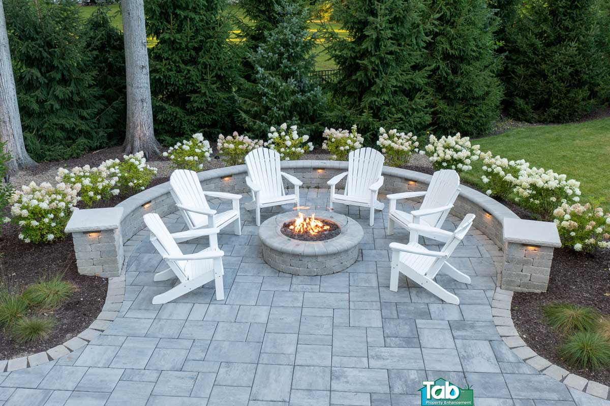 Fireplaces and Fire Pits Sample Gallery