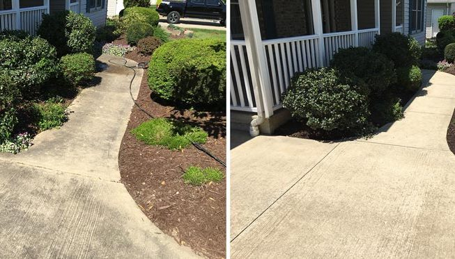 Power Washing by Tab Property Enhancement