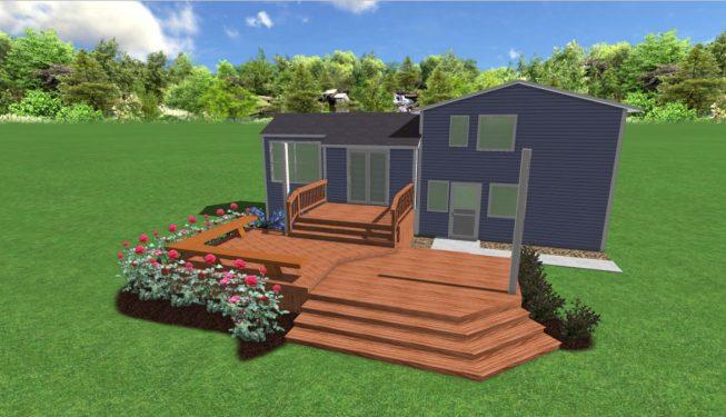 3D Renderings | Tab Property Enhancement