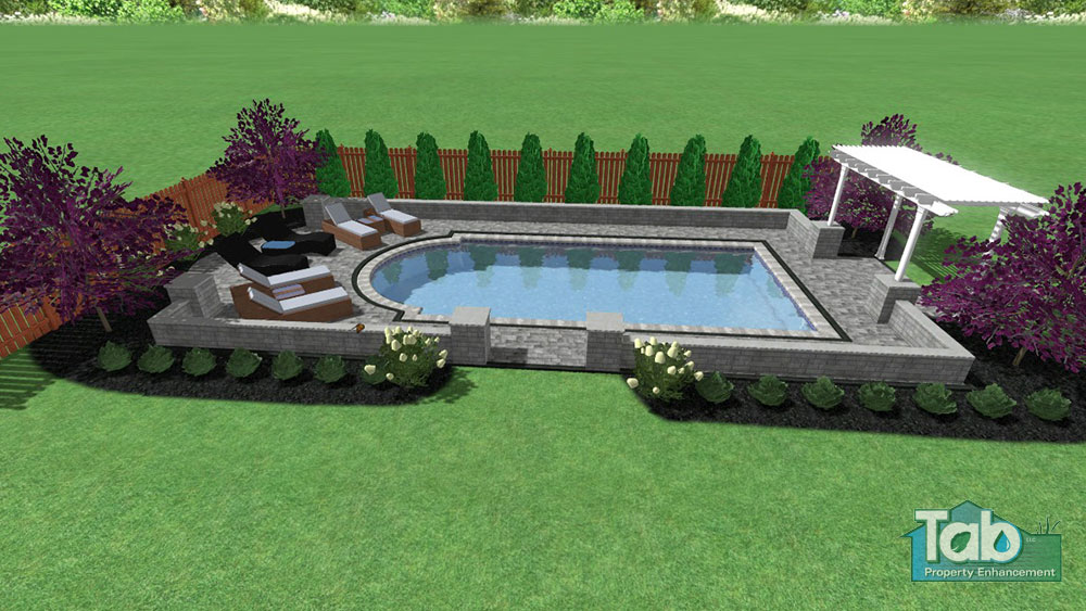 3D Designs and Renderings