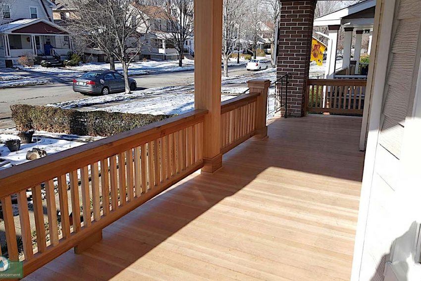 Tab Property Enhancement | Decks and Porches