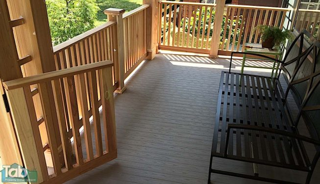 Choosing The Right Deck | Tab Property Enhancement