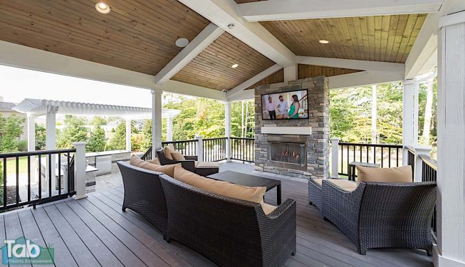 Tab Property Enhancement | Decks and Porches