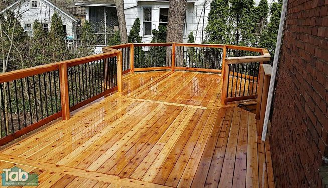 Choice of Deck Materials |Tab Property Enhancement