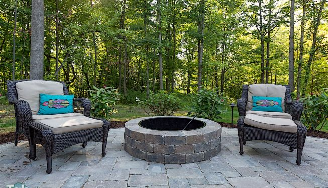 Tab Property Enhancement | Fireplaces and Fire Pits