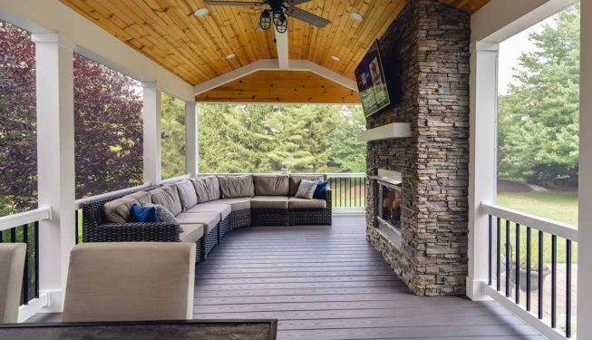 Decks and Proches | Tab Property Enhancement