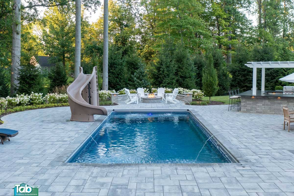 Pools | Hardscaping | Tab Property Enhancement